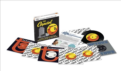 """The Capitol Northern Soul 7"""" Box Set"""