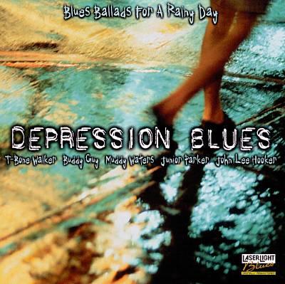 Depression Blues: Blues Ballads for Rainy Day