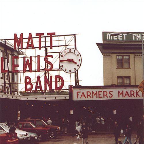 Matt Lewis Band