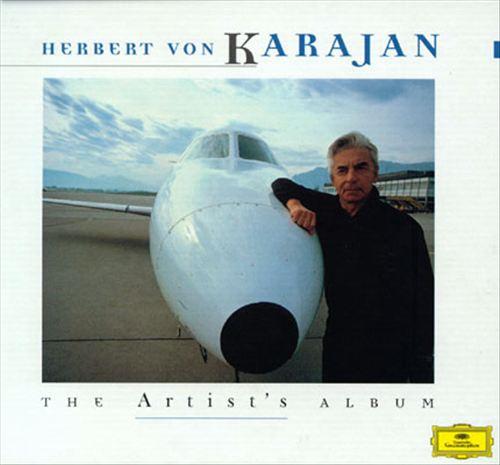 The Artist's Album: Herbert Von Karajan