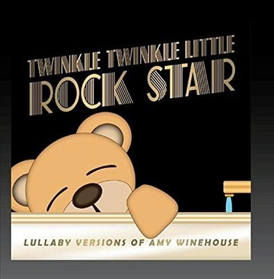 Lullaby Versions of Amy Winehouse