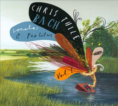 Bach: Sonatas & Partitas, Vol. 1