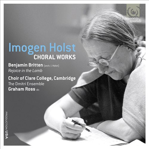 Imogen Holst: Choral Works
