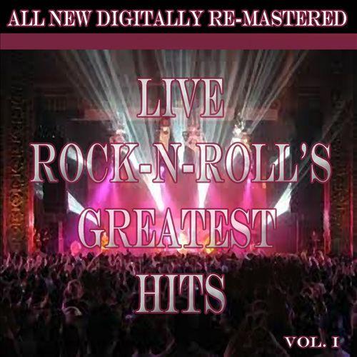 Live Rock'n'Roll's Greatest Hits, Vol. 1