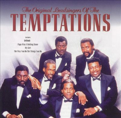 Original Lead Singers of the Temptations