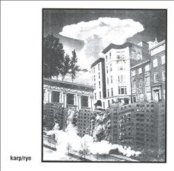 Karp/Rye Coalition [Split CD]