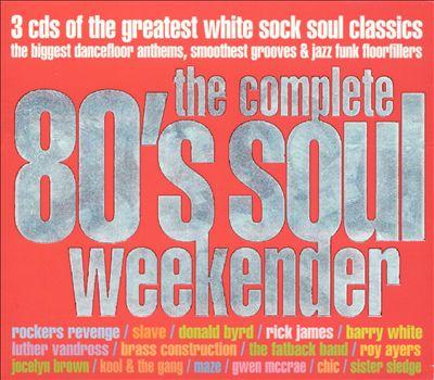 Complete 80's Soul Weekender