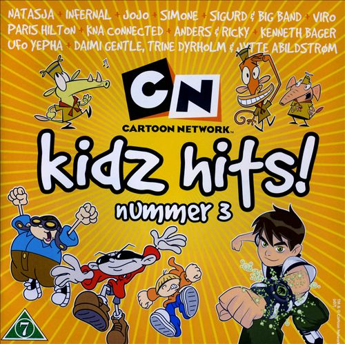 Cartoon Network: Kidz Hits! Vol. 3