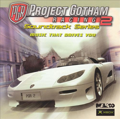 Project Gotham Racing, Vol. 2: Electronica Soundtrack
