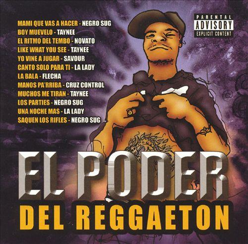 El Poder del Reggaeton