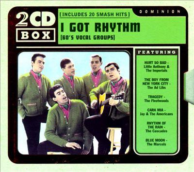 I Got Rhythm [K-Tel]