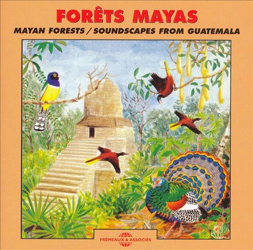 Forêts Mayas: Guatamala