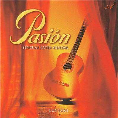 Pasion: Sensual Latin Guitar