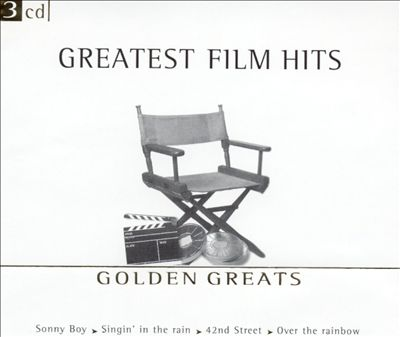 Golden Greats: Greatest Film Hits