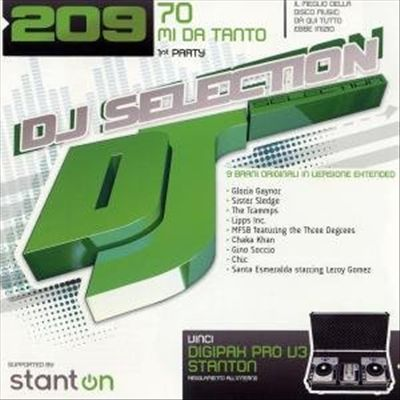DJ Selection: 70 Mi Da Tanto, Vol. 1