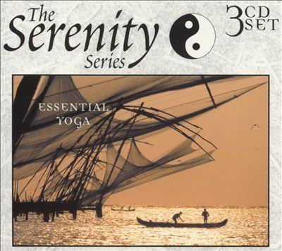 Serenity Series: Yoga [Box Set]