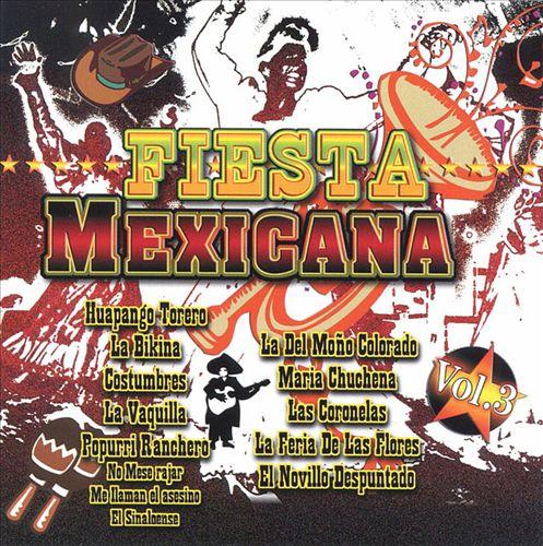 Fiesta Mexicana, Vol. 3