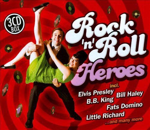 Rock 'N' Roll Heroes [3 Discs]