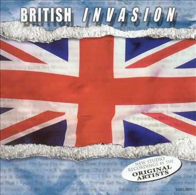 British Invasion, Vol. 1 [Madacy]