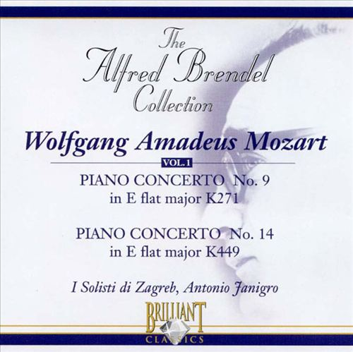 Alfred Brendel Collection, Vol. 1