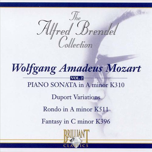 Alfred Brendel Collection, Vol. 2