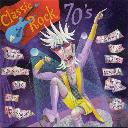 Classic Rock: 70's