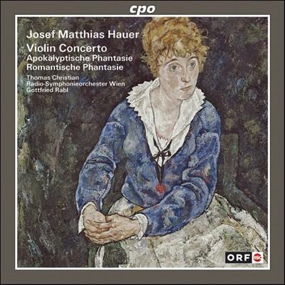 Josef Matthias Hauer: Symphonic Works