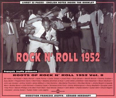 Roots of Rock and Roll 1952, Vol. 8
