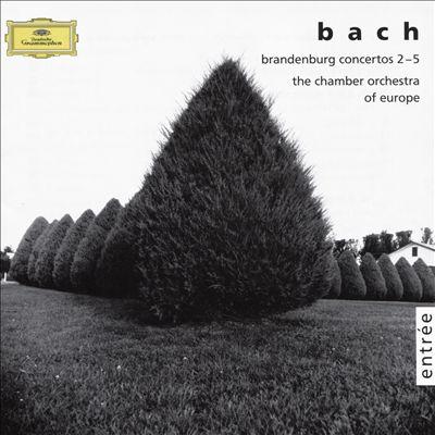 Bach: Brandenburg Concertos 2-5