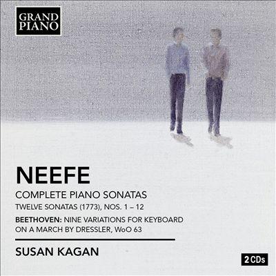 Christian Gottlob Neefe: Complete Piano Sonatas