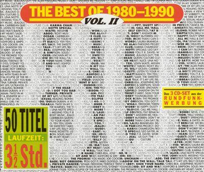 Best of 1980-1990, Vol. 2