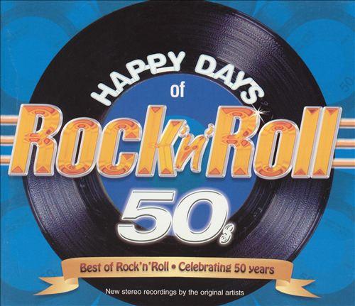 Happy Days of Rock 'n' Roll 50s [Bonus DVD]