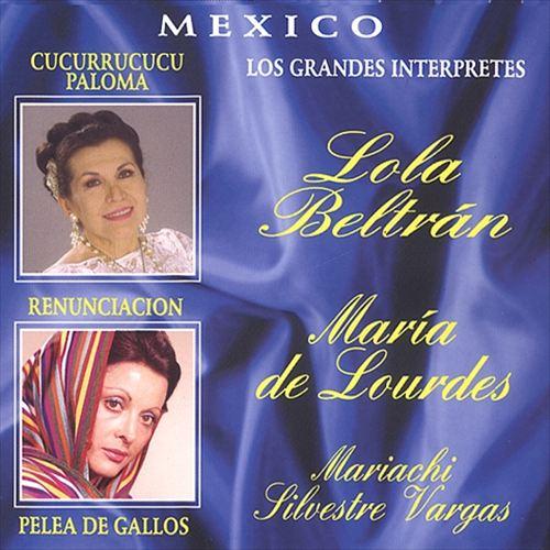 Mexico los Grandes Internacionales