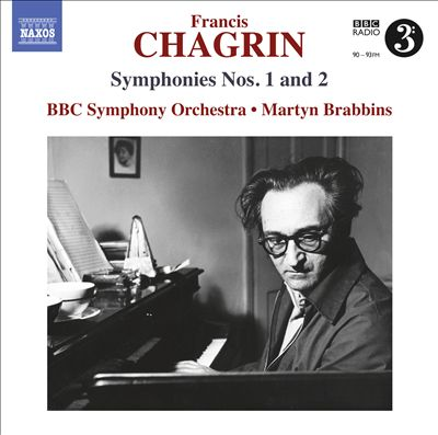Chagrin: Symphonies Nos. 1 and 2