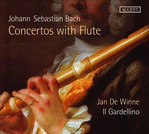 Johann Sebastian Bach: Concertos with Flute