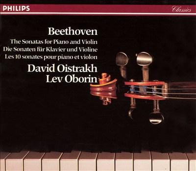Beethoven: The Sonatas for Piano & Violin