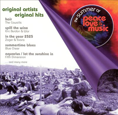 The Summer of Peace, Love and Music, Vol. 2 [2000]