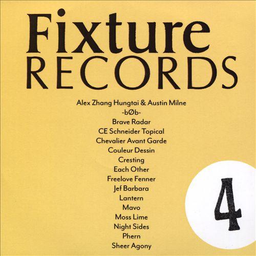 Fixture Records, Vol. 4