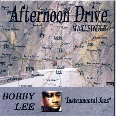 Afternoon Drive [Maxi Single]