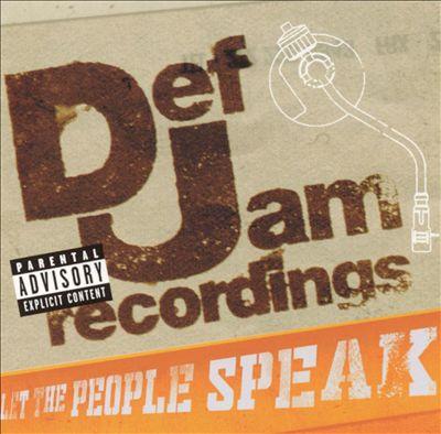 MTV Presents Def Jam: Let the People Speak