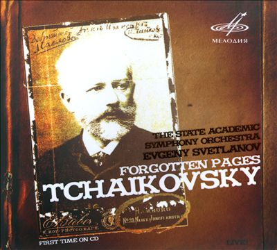 Forgotten Pages: Tchaikovsky