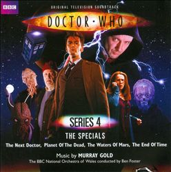 Doctor Who: Series 4 - The Specials