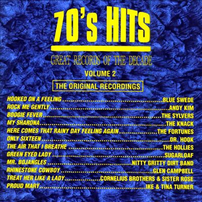 Great Records of the Decade: 70's Hits Pop, Vol. 2