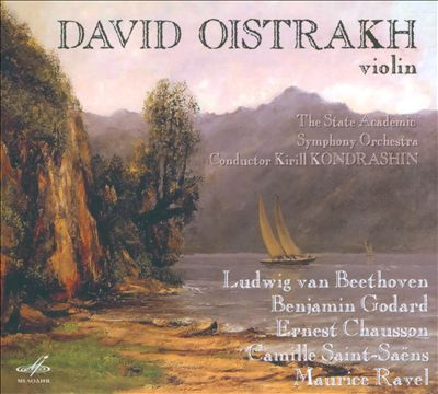 Beethoven, Godard, Chausson, Saint-Saëns, Ravel