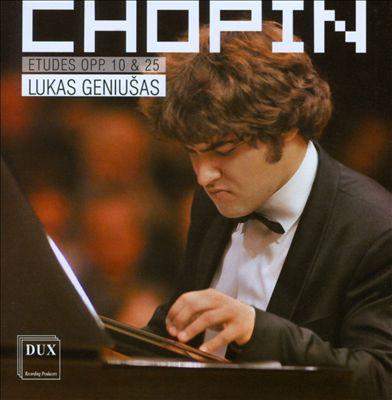 Chopin: Etudes Op. 10 & 25