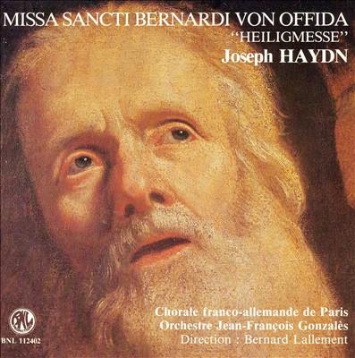 """Haydn: Missa Sancti Bernardi von Offida """"Heiligmesse"""""""