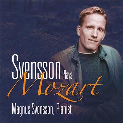 Svensson Plays Mozart