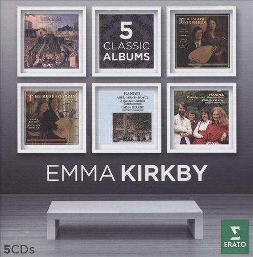 Emma Kirkby: 5 Classic Albums