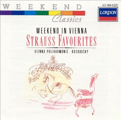 Weekend in Vienna: Strauss Favourites