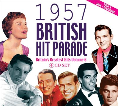 The 1957 British Hit Parade, Pt. 2: June-December
